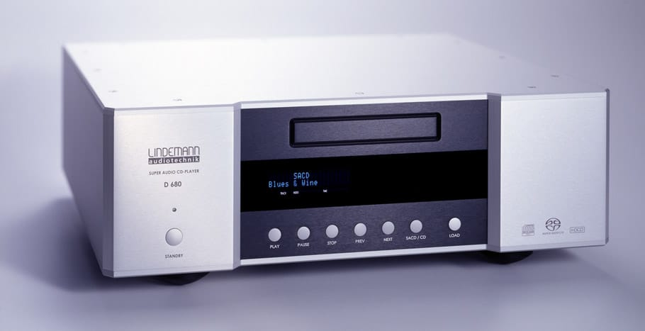 super audio cd player